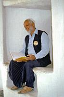 エル・アテフのパリジャン爺