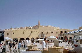 ガルダイアの市場