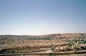 ムザブの谷全景