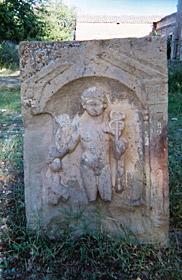 墓碑:マーキュリー[ヘルメス]