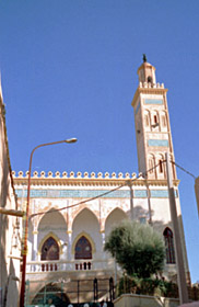 大きいモスク