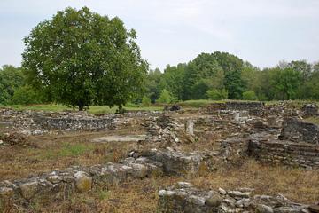 051552 3世紀の家屋群