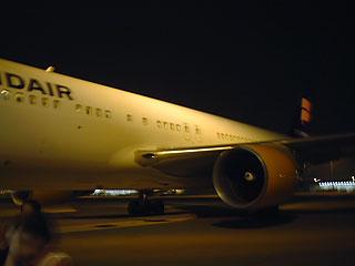 アイスランド航空機