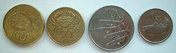 アイスランド コイン