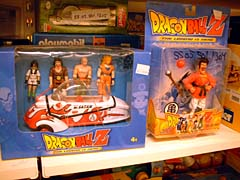 ドラゴンボール玩具