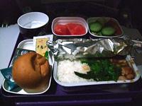 中国東方航空機内食2