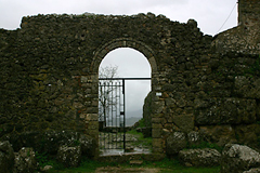 地獄の門?
