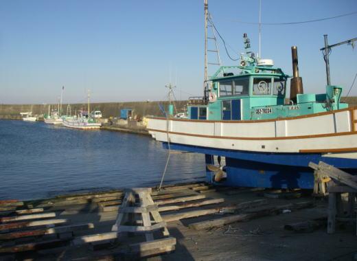 1121大原漁港