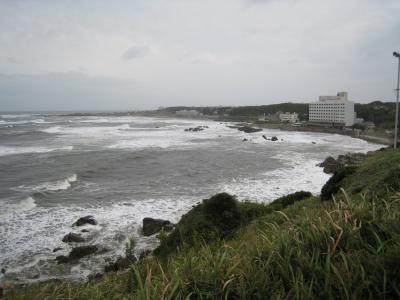 犬吠埼からの海