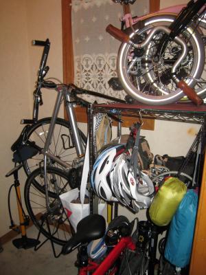 自転車部屋2