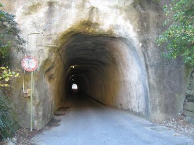 官軍トンネル