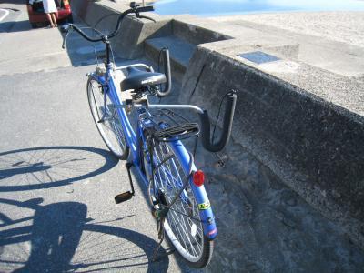 サーフィン自転車