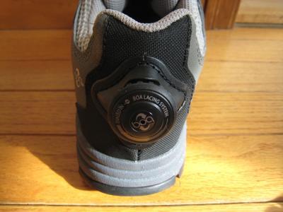 モンベル靴3