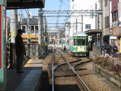 三ノ輪橋駅3