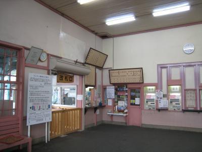 西桐生駅2