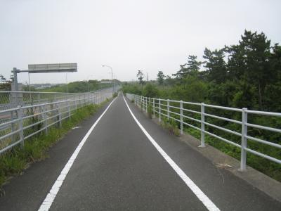 九十九里自転車道4