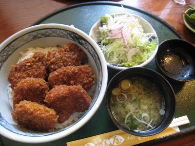 ソースカツ丼3