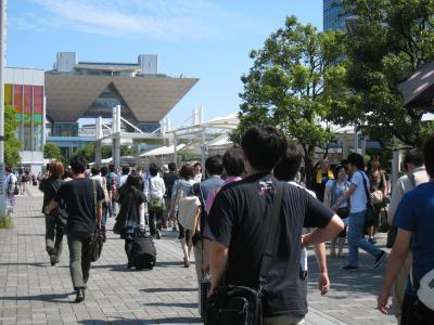 国際展示場駅2