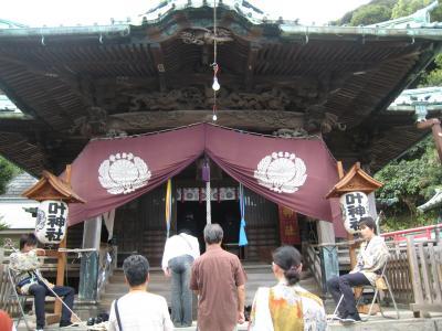 西叶神社1