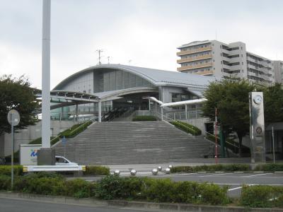 ひたちのうしく駅1