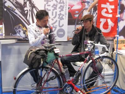 石田ゆうすけさん