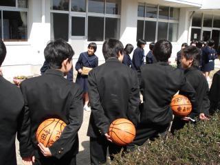 バスケボール