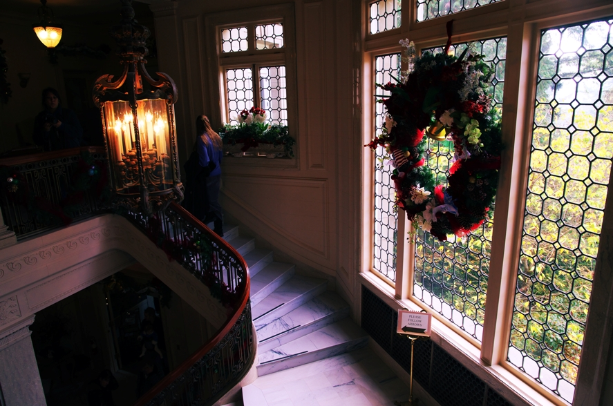 Pittock Mansion 2011-4-7