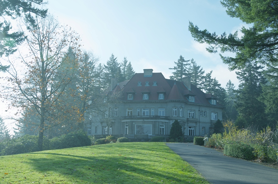 Pittock Mansion 2011-6-5