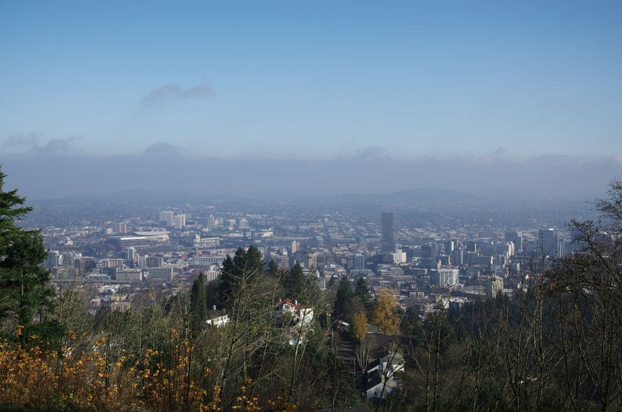 Pittock Mansion 2011-7-1
