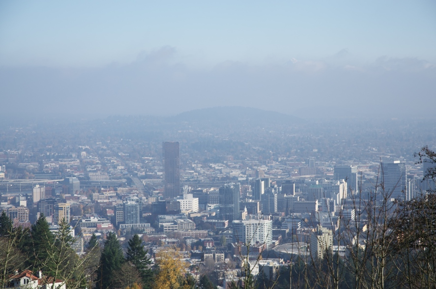 Pittock Mansion 2011-7-2