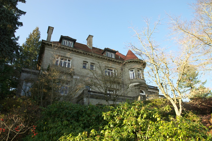Pittock Mansion 2011-7-7