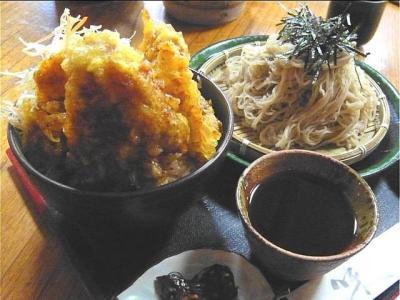 8-10-26 豚天丼セット