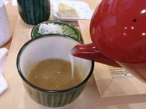 11-9-7 蕎麦湯