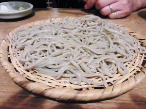 11-9-9 蕎麦十割