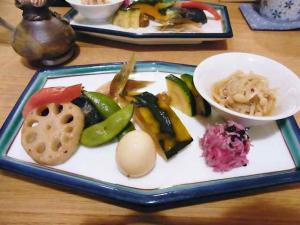 11-9-9 野菜料理