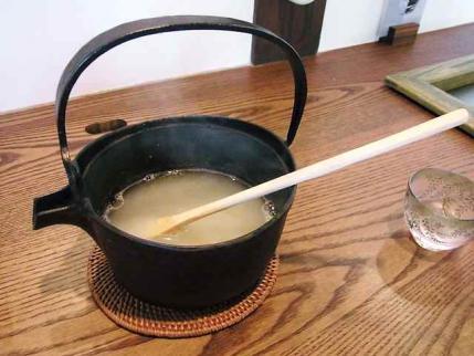 11-9-10 蕎麦湯