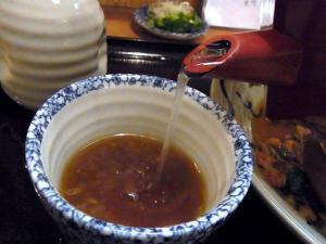 11-9-12 蕎麦湯