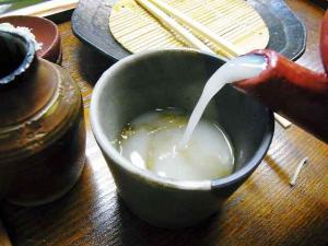 11-9-14 蕎麦湯