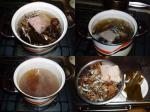 魚系スープ出来上がり