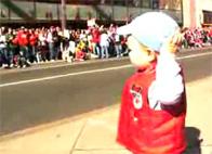 パレード赤ちゃん