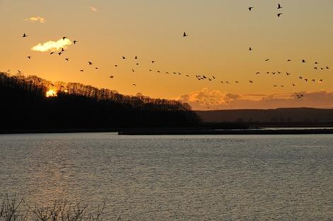 シラルトロ湖。