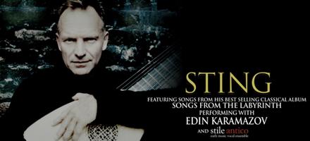 Sting-tour