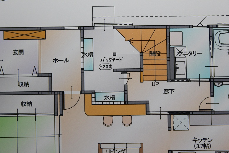 風水 部屋の水槽について -去年12月から部屋に横60 …