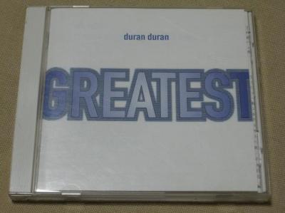 duran duran(デュラン・デュラン)/GREATEST(グレイテスト)