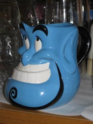 ディズニー アラジン/ジーニーのマグカップ