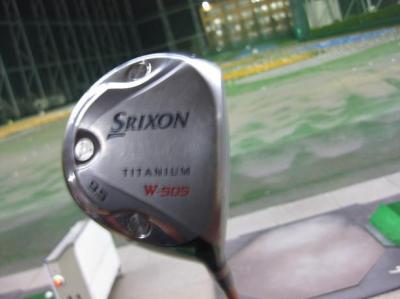 SRIXON(スリクソン)  TITANIUM W‐505