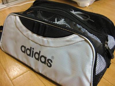 adidas(アディダス)スポートライトシューズケース