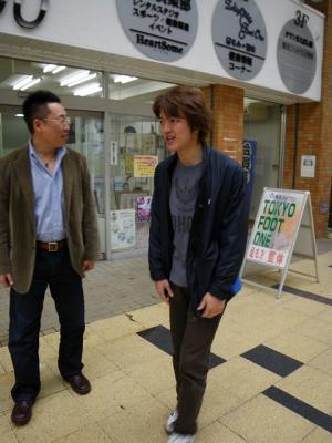 のぶ山さんと、uichi6さん