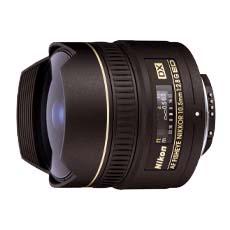 AF DX Fisheye Nikkor ED 10.5mmF2.8G