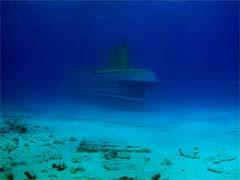 潜水艦(サイパン)